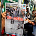 Stocks in pro-democracy Hong Kong news organisation soar after arrest of owner Jimmy Lai