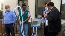 Nova compra de respiradores envolvida em polêmica na Bolívia