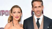 Blake Lively Makes Fashion Nod To Deadpool