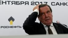 Schroeder elected chairman of board at Russia's Rosneft