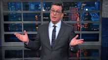 Stephen Colbert Brings Up An Important Question About Kellyanne Conway