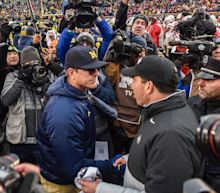 Report: Jim Harbaugh and Ryan Day clash on Big Ten conference call over alleged rule-breaking