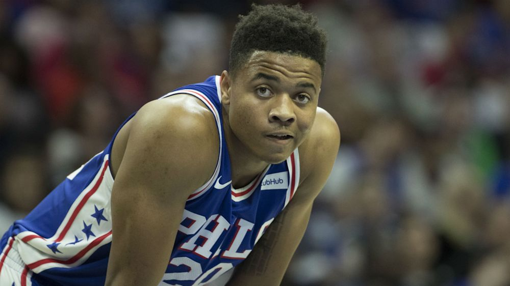 76ers rookie Fultz enters final stages of return-to-play programme