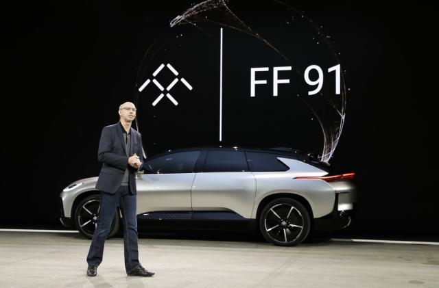 Faraday Future co-founder reportedly resigns amid job furloughs (updated)