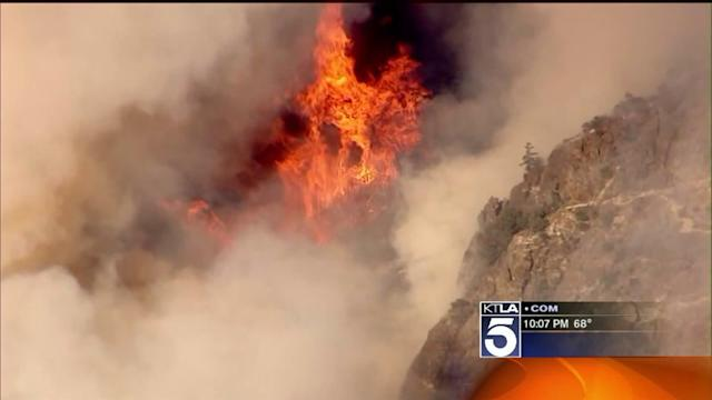 Mountain Fire is 49% contained; Evacuation Orders Remain in Place