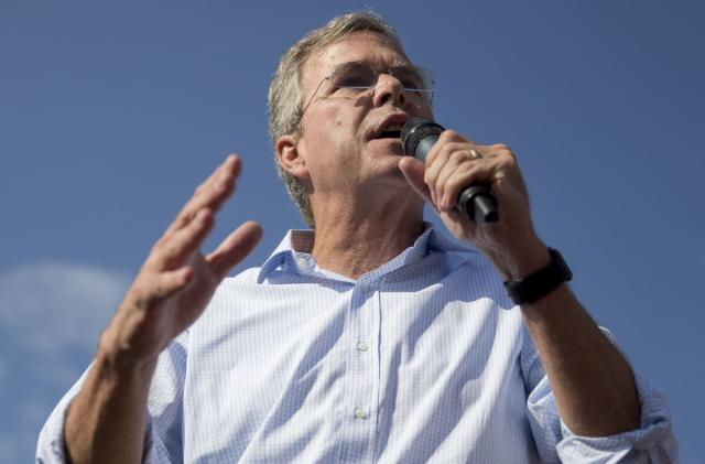 Jeb Bush wants to expand the NSA's reach to fight 'evildoers'