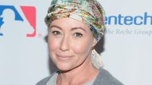 Shannen Doherty Gets a 'Sexy Parisian' Haircut as She Grows Out Her Hair Following Chemo