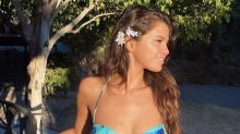 Here's Selena Gomez Looking Incredible While Modeling a Bikini for Her Friend's Line