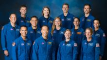 Eyeing Moon, NASA hosts first public astronaut graduation ceremony