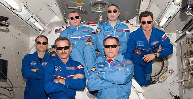 NASA wants astronauts to wear smart glasses