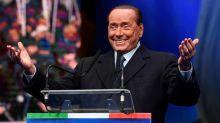 Ex-premiê italiano Berlusconi é diagnosticado com coronavírus