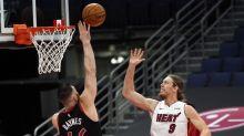 Powell, Raptors regroup after blowing lead, beat Heat 101-81