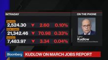 White House's Kudlow on Payrolls, Loan Relief, China Tariffs and OPEC