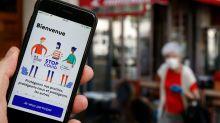 Coronavirus: Une nouvelle version de l'appli StopCovid le 22 octobre, annonce Castex