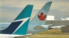 Coronavirus concerns prompt WestJet to cut capacity, freeze hiring