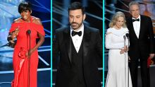 2017 Oscars: The Best, Worst and Weirdest Moments of the Night