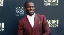 Kevin Hart 'lost for words' after friend charged with sex-tape blackmailing scheme