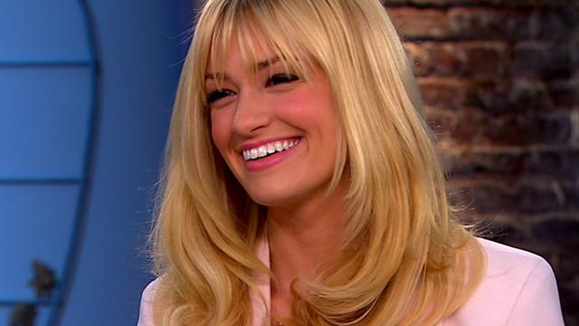 Beth Behrs on role in
