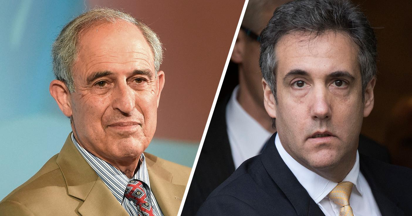 Michael Cohen would refuse a pardon from Trump, his former lawyer says