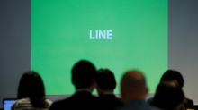 SoftBank's Yahoo Japan in merger talks with Line, shares jump