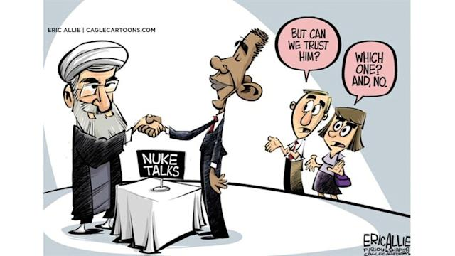 IRAN NUKE TALKS