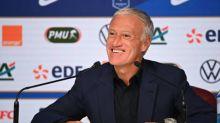 Foot - Bleus - Équipe de France : la conférence de presse de Didier Deschamps en direct vidéo