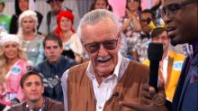 Stan Lee Plays 'Let's Make a Deal' on 'This Week in Game Shows'