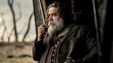 Justin Kurzel admits to being intimidated by Russell Crowe before 'True History of the Kelly Gang' (exclusive)