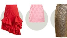 Don't Skirt This Season's New Shapes: The Pencil, Princess & Mini Skirts You Need To Buy Now