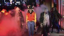Heidi Klum se inspira en Michael Jackson para conquistar Halloween