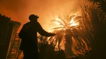 Los Angeles County sues utility over fall wildfire damage