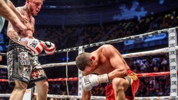 Lejarraga gana por KO a Solís y tendrá revancha por Europeo con Avanesyan