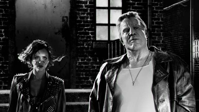 'Sin City: A Dame To Kill For' Clip: Nancy and Marv