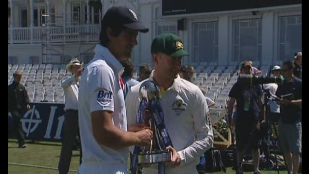 Ashes: Captains say it's time to deliver
