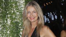 Paulina Porizkova on aging: 'The older woman is still invisible'