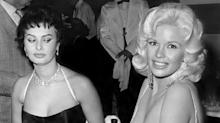Sophia Loren Explains That Famous Side-Eye Photo with Jayne Mansfield
