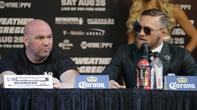 Dana Diaries, Chapter 2: 'The final news conference'