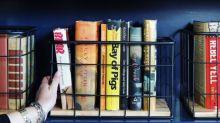 Ideas para organizar tus libros con estilo