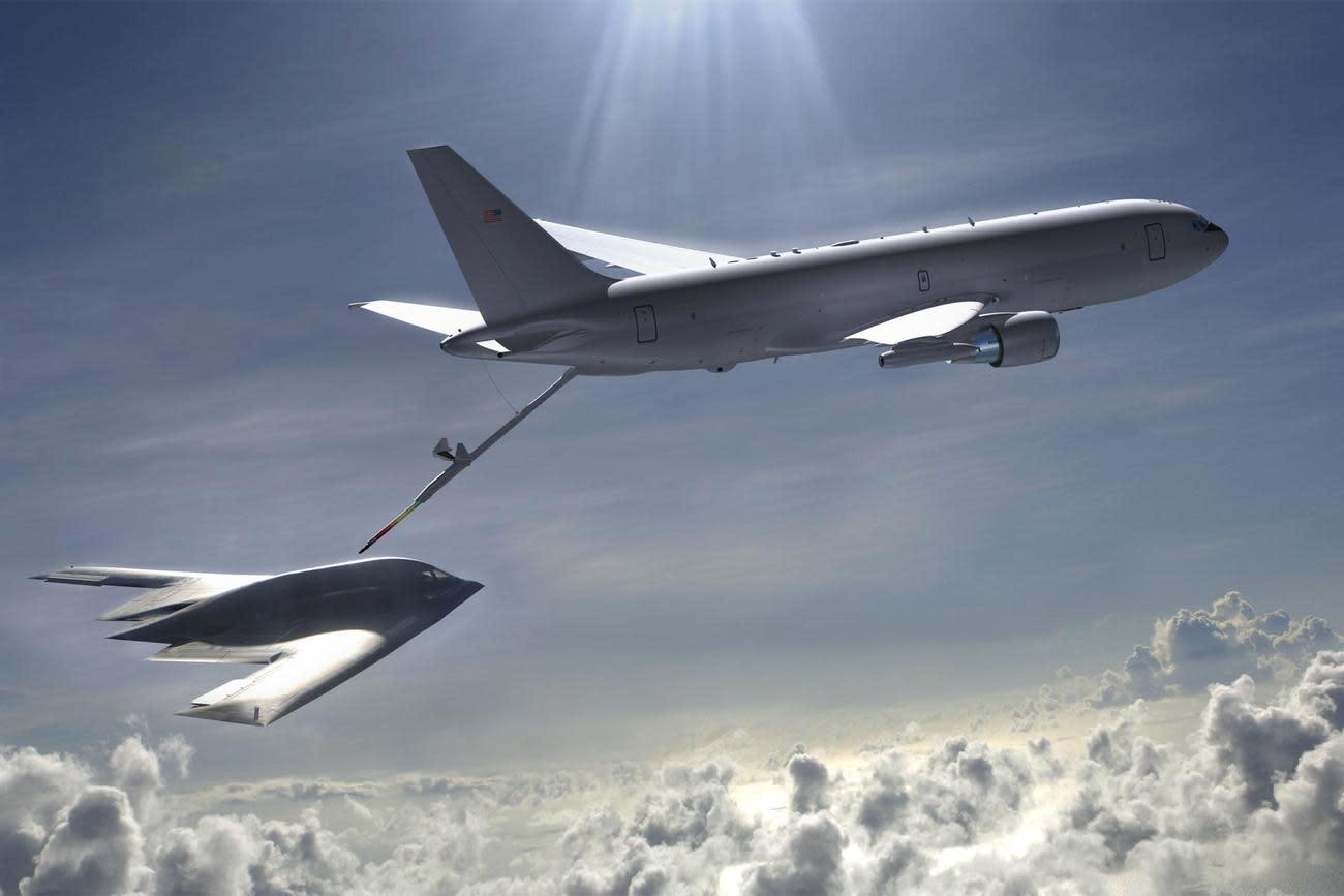 The Air Force's Future Tanker Planes Could Be Autonomous