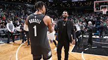 Nets reportedly want to keep D'Angelo Russell even if they sign Kyrie Irving