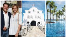 Inside Karl Stefanovic and Jasmine Yarbrough's luxe Mexican destination wedding