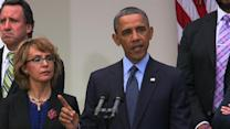 "Obama: Gun lobby ""willfully lied"" about background checks"