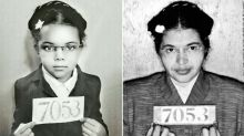 5-year-old girl recreates iconic photos for Black History Month