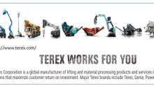 Terex Looks Poised to Build Higher