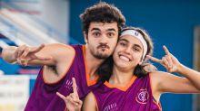 'Bom Sucesso': Giovanna Coimbra e Gabriel Contente comemoram casal #gabicente