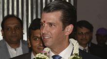 Velada con Trump Jr. en India cuesta 39.000 dólares