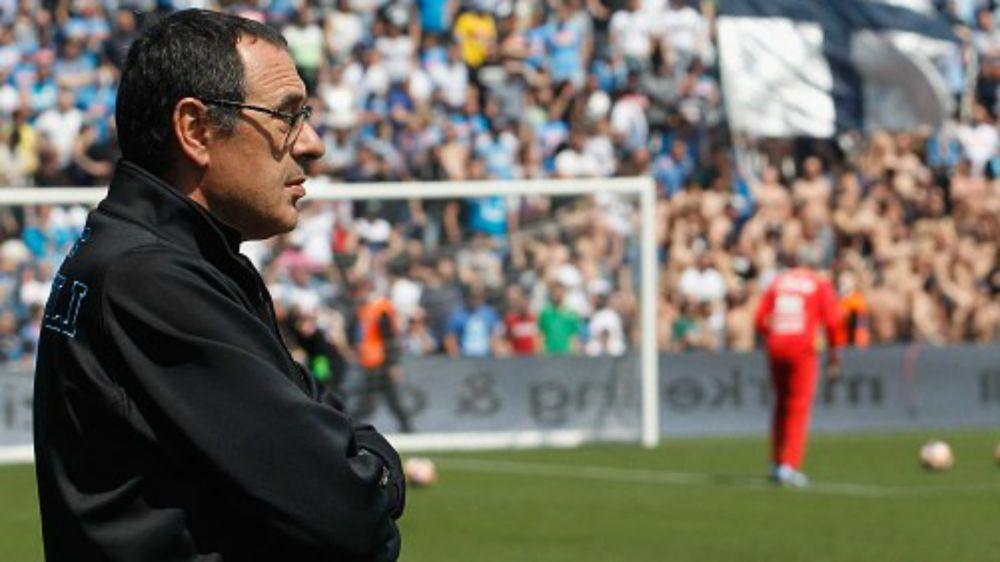 """Naples, Sarri : """"Personne ne peut s'attendre à un match facile à San Siro"""""""
