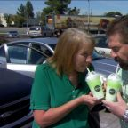 Valley couple celebrates every St. Patrick's Day wedding anniversary with Shamrock Shakes