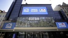 Could Odeon cinemas be scooped up by Amazon?