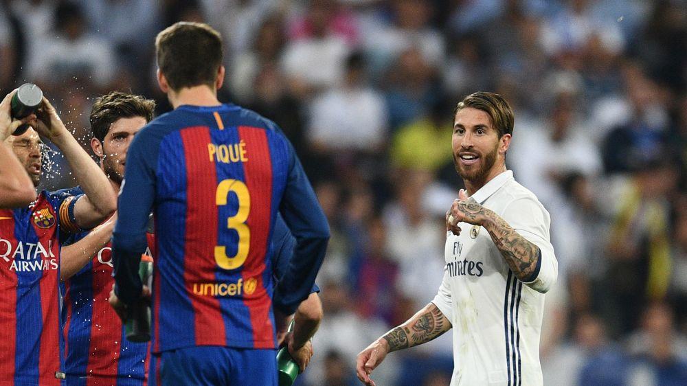 "Piqué: ""Me llevo fenomenal con Sergio Ramos, vamos a abrir un negocio"""